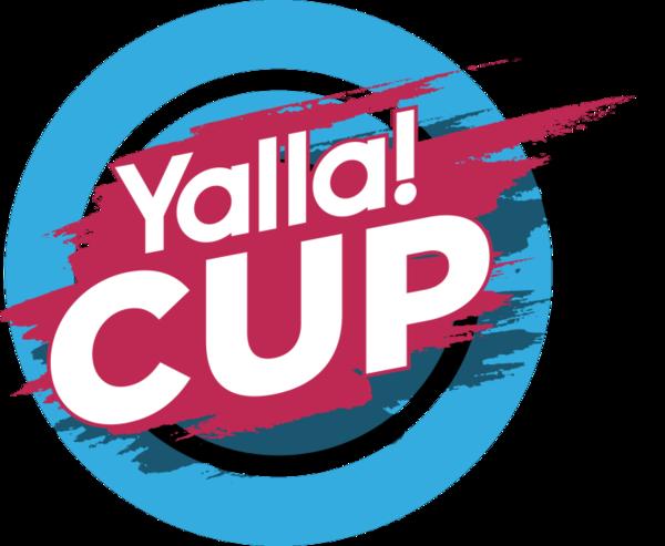 600px yalla cup logo