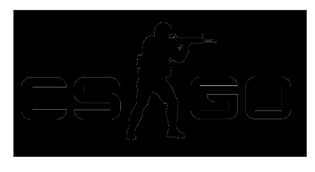 Cs logo logotype emblem cs go