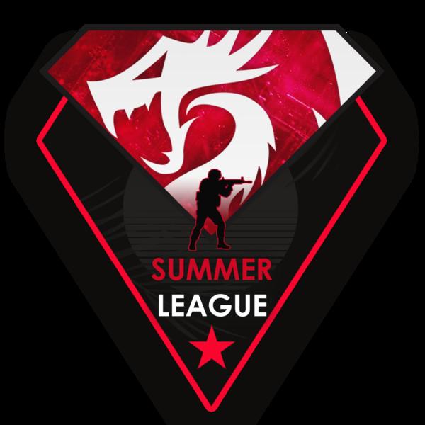 600px redragon summer league logo