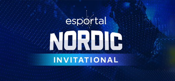 Esportal nordic invitational logo