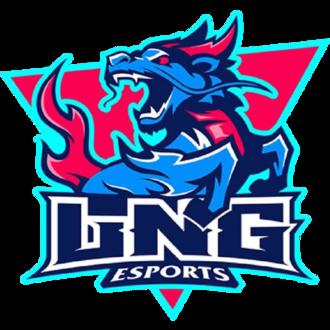 LNG Esports-logo