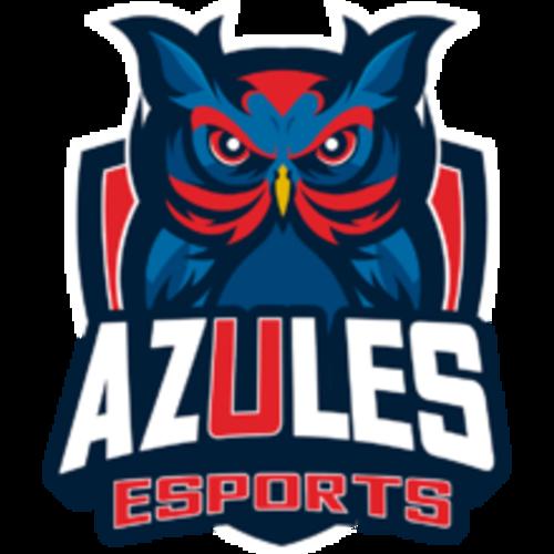Azules Esports-logo