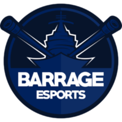Barrage Esports-logo