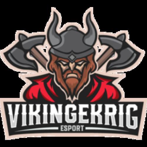 Vikingekrig Esports-logo