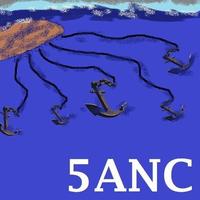 5 Anchors No Captain