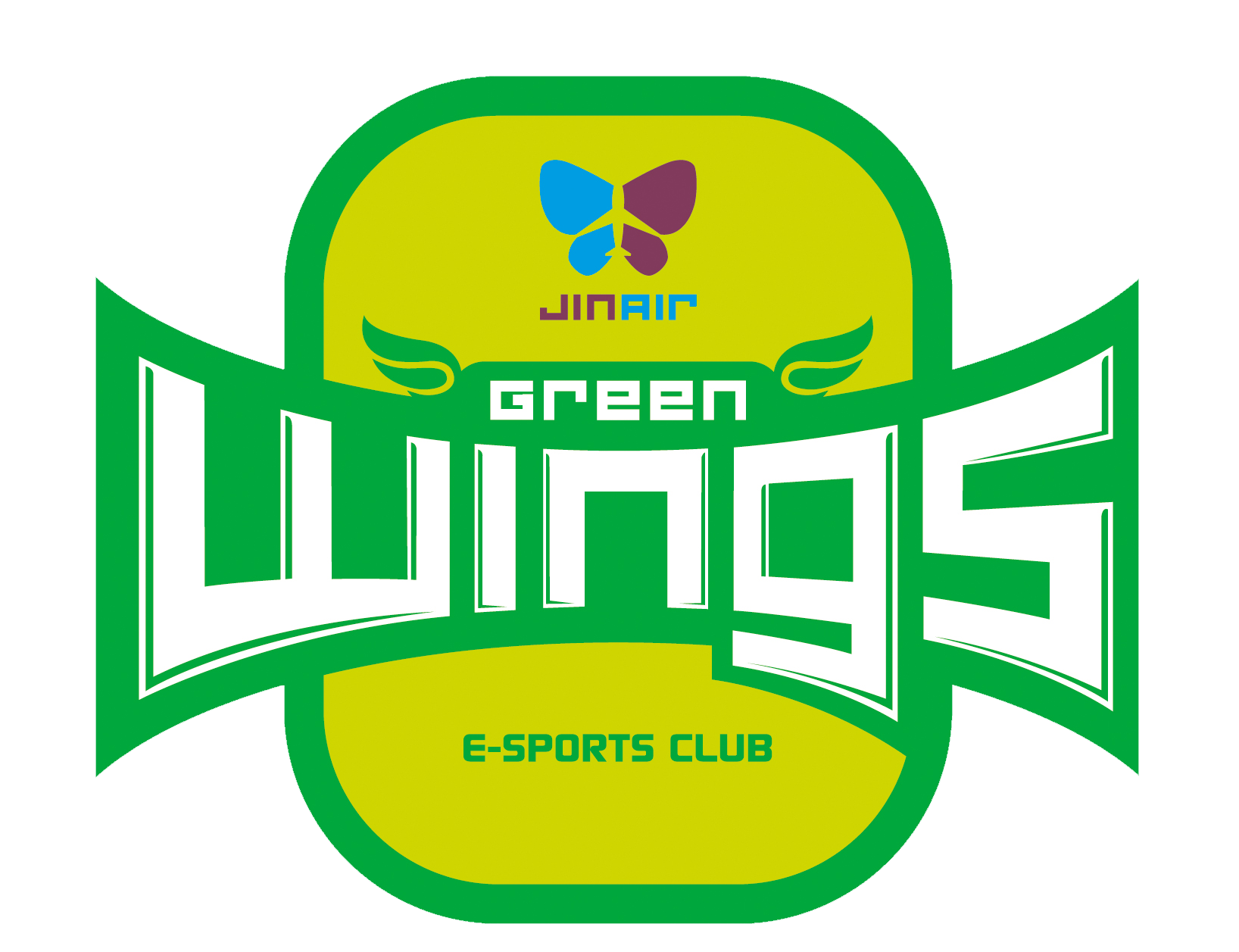 Jin Air Green Wings-logo